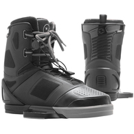 HYPERLITE 2018 RIOT BOOTS BLACK GREY