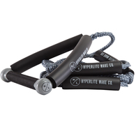 HYPERLITE 2019 20 FT SURF ROPE W/ GREY HANDLE
