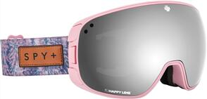 SPY OPTIC BRAVO 19 - NATIVE NATURE PINK HAPPY GRAY GREEN W/SILVER SPECTRA