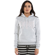 ILABB WOMENS DIMENSION HOOD ARCTIC MARLE
