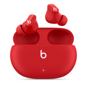 BEATS STUDIO BUDS REFURBISHED RED