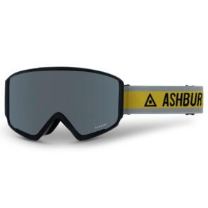 ASHBURY 2022 ARROW FOCUS (SILVER MIRROR LENS/YELLOW SPARE)