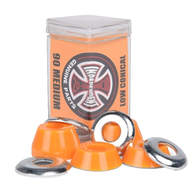 INDEPENDENT LOW CONICAL CUSHIONS MED 90A (ORANGE)