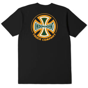 INDEPENDENT SPECTRUM TRUCK CO YOUTH TEE BLACK