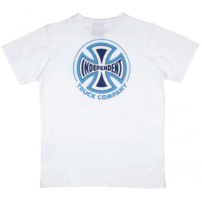 INDEPENDENT SPECTRUM TRUCK CO YOUTH TEE WHITE