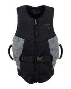 JETPILOT 2021 CAUSE F/E LADIES L50 NEO VEST BLACK