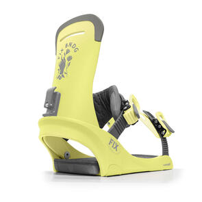 FIX BINDING CO 2021 WOMENS JANUARY BINDINGS SUNFLOWER