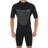 JETPILOT 2017 THE CAUSE 2MM SPRINGSUIT BLACK