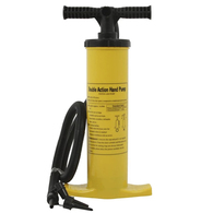 JETPILOT 2019 DOUBLE ACTION MANUAL HAND PUMP YELLOW