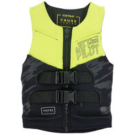 JETPILOT 2019 YOUTH THE CAUSE F/E KIDS NEO VEST YELLOW 3-4 (12-25KG)