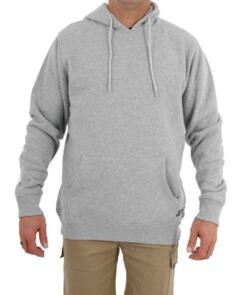 JETPILOT FUELED X2 PULLOVER HOODIE HEATHER