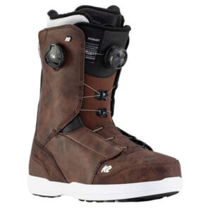 K2 2021 BOUNDARY BOOTS BROWN