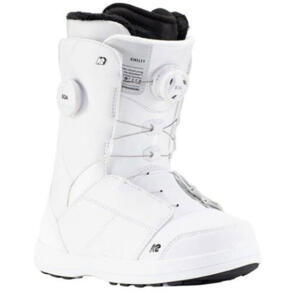 K2 2021 WOMENS KINSLEY BOOTS WHITE