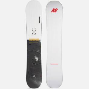 K2 2022 WOMENS COLD SHOULDER SNOWBOARD