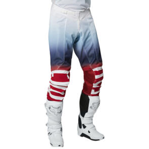 FOX RACING 2021 AIRLINE REEPZ PANTS [WHITE/RED/BLUE]