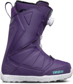THIRTY TWO WOMENS LASHED BOA SNOWBOOT 2016/17 [PURPLE]