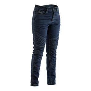RST LADIES REINFORCED STRAIGHT LEG CE SL JEAN [DARK WASH BLUE]