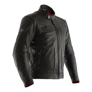 RST ROADSTER 2 CE LEATHER JACKET [BLACK]