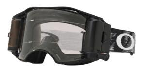 OAKLEY AIRBRAKE - RACE READY - MATTE BLACK MX GOGGLES WITH PRIZM LOW LIGHT RR