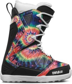 THIRTY TWO WOMENS LASHED SNOWBOOT 2016/17 [TIE DYE]