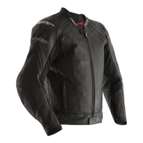 RST R-SPORT CE LEATHER JACKET [BLACK]