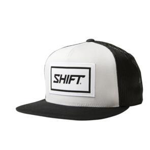 SHIFT WORDMARK SNAPBACK [WHITE/BLACK]