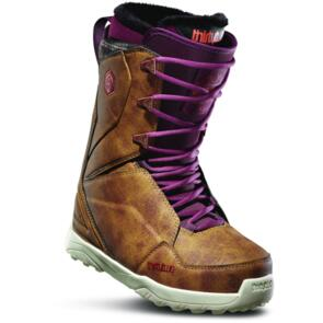THIRTY TWO WOMENS LASHED SNOWBOOT 2019/20 [BROWN]