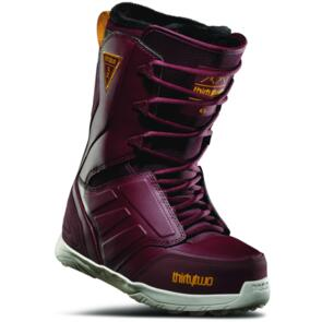 THIRTY TWO WOMENS LASHED SNOWBOOT 2017/18 [BURGUNDY]