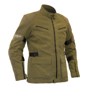 RST RAID CE TEXTILE JACKET [MILITARY GREEN]