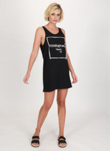 FEDERATION KIND DRESS - NOT PARIS BLACK