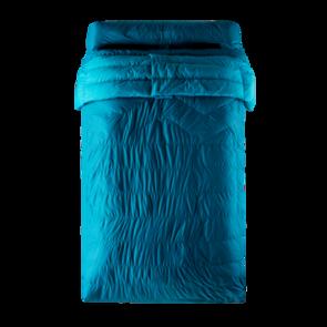 KLYMIT KSB DOUBLE DOWN SLEEPING BAG BLUE