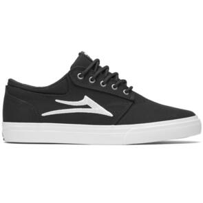 LAKAI GRIFFIN BLACK CANVAS