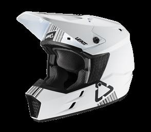 LEATT MOTO LEATT 2020 GPX 3.5 V20.1 HELMET (MATTE/WHITE)