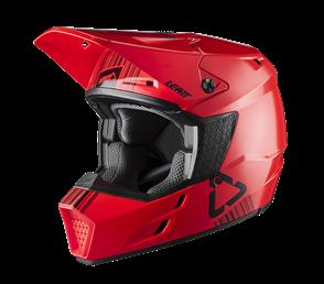 LEATT MOTO LEATT 2020 GPX 3.5 V20.1 HELMET (RED/BLACK)