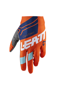 LEATT 2020 GPX 1.5 GLOVE (JUNIOR ORANGE/BLUE)