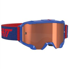 LEATT MOTO LEATT 4.5 VELOCITY GOGGLE (ROYAL ROSE LENS) - ROYAL ROSE