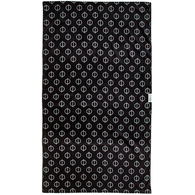 LEUS TOWEL ICONIC BLACK