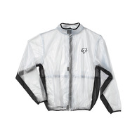 FOX RACING MX FLUID JACKET [CLEAR]