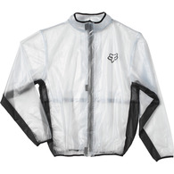 FOX RACING YOUTH FLUID MX JACKET [CLEAR]