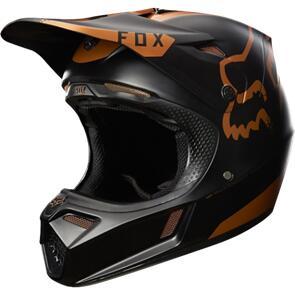 FOX RACING V3 MOTH LE HELMET ECE [COPPER]