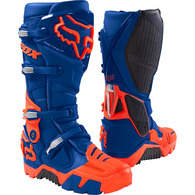 FOX RACING INSTINCT OFFROAD BOOTS [BLUE]