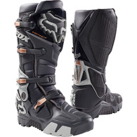 FOX RACING INSTINCT OFFROAD BOOTS [CHARCOAL]