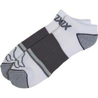 FOX RACING TECH MIDI SOCKS - 3 PACK [WHITE]