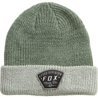 FOX SNO CAT ROLL BEANIE [HEATHER FATIGUE] UNI