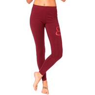FOX RACING WOMENS ENDURATION LEGGING [CRANBERRY]