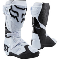 FOX RACING 180 BOOTS [WHITE]