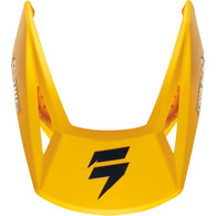 SHIFT MX18 WHIT3 HELMET VISOR [YELLOW]