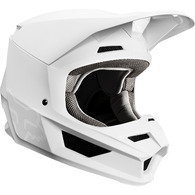FOX RACING 2020 V1 MATTE HELMET [WHITE]