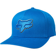 FOX RACING EPICYCLE FLEXFIT HAT [ROYAL BLUE]