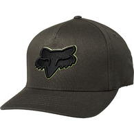 FOX RACING EPICYCLE FLEXFIT HAT [BLACK VINTAGE]